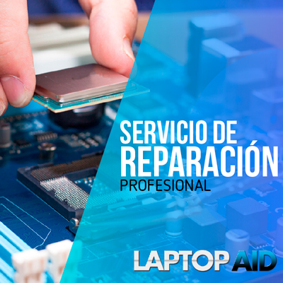 reparación de notebook
